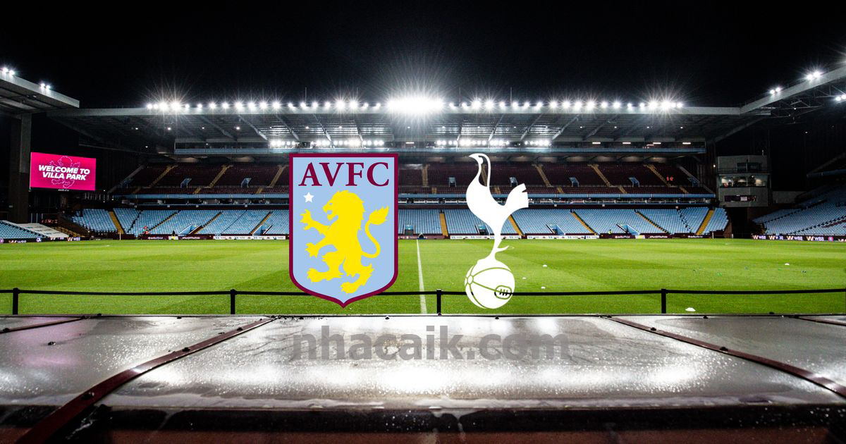 Aston Villa vs Tottenhamp
