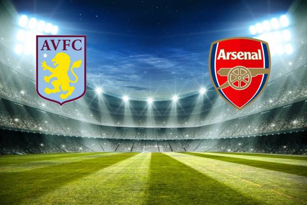 Aston Villa vs Arsenal