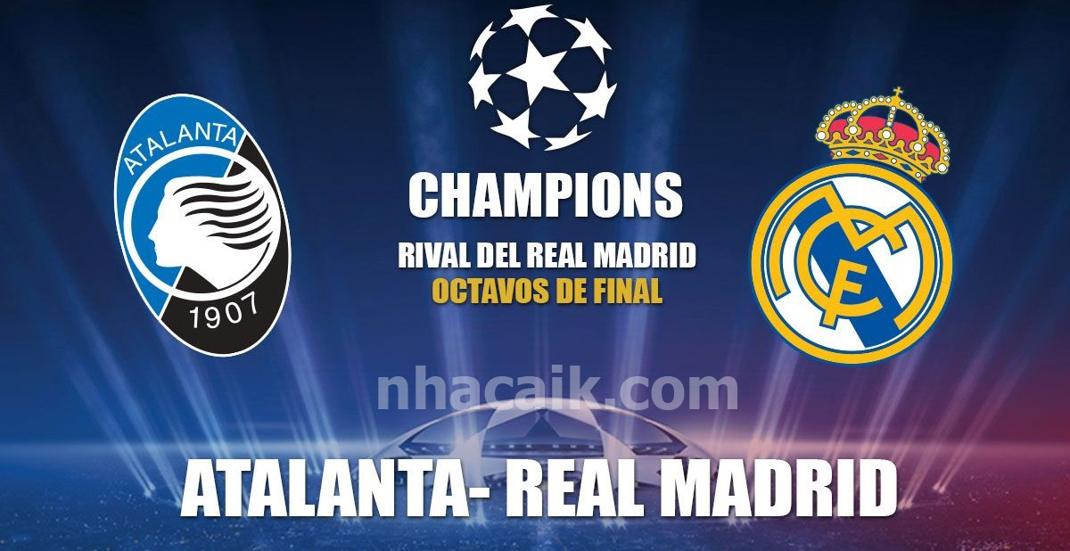 Atalanta vs Real Madridp