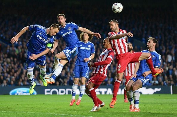 Atletico Madrid vs Chelsea8