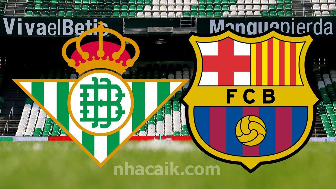 Betis vs Barcelonap