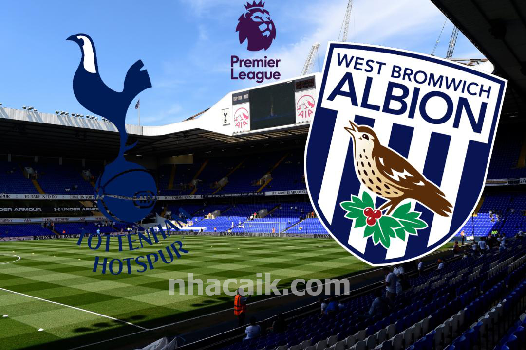 Tottenham vs West Bromp