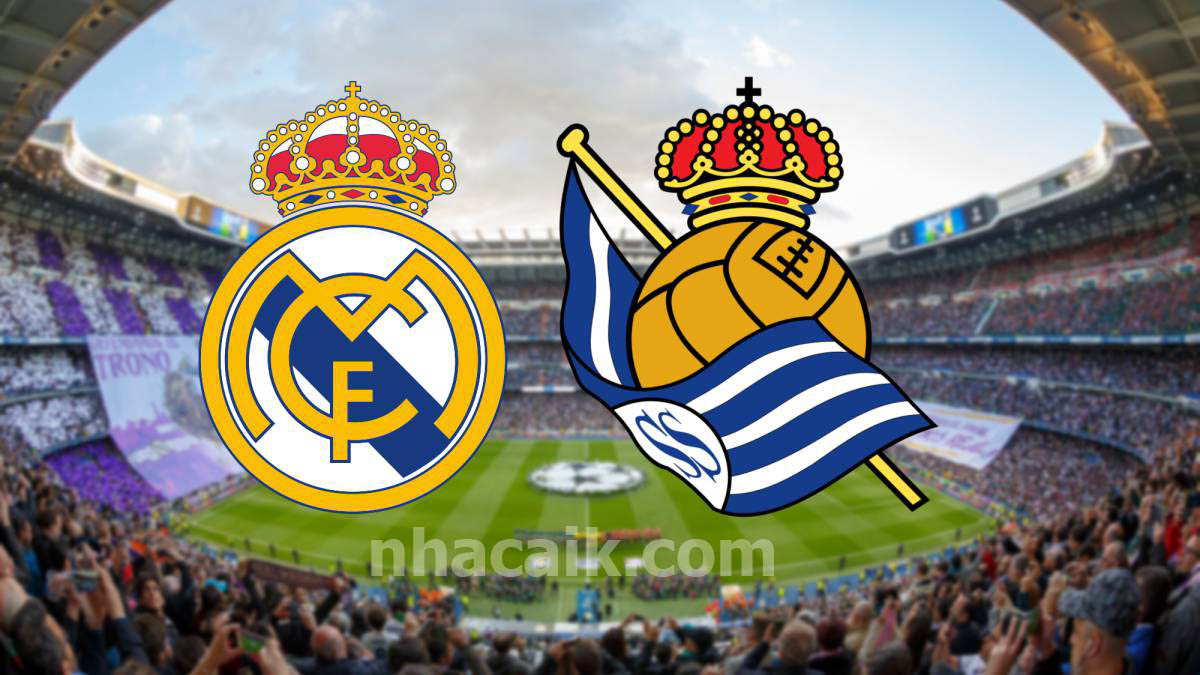 Real Madrid vs Sociedadp