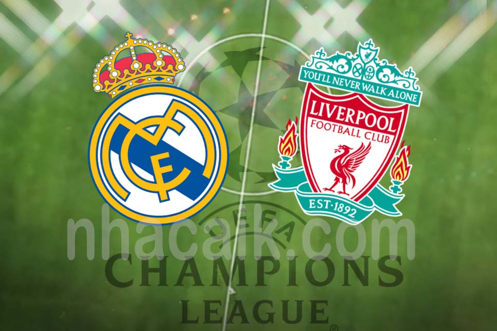 Real Madrid vs Liverpoolp